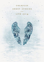 GHOST STORIES LIVE 2014/COLDPLAY
