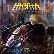 DEFYING THE RULES – 10TH ANNIVERSARY/HIBRIA