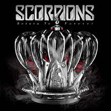 RETURN TO FOREVER/SCORPIONS