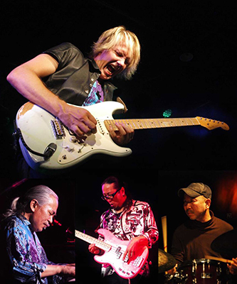 ジェフ・コールマン、4月に来日ツアーとギター・セミナーを開催
