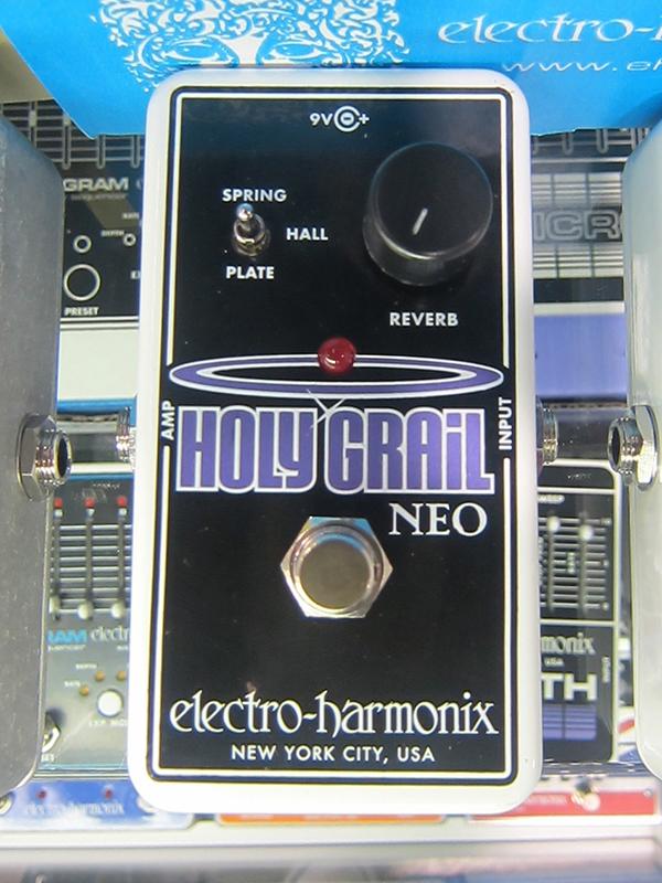 NAMM 2015 新製品レポート:エレクトロ・ハーモニックス / Electro Harmonix