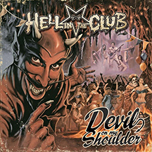 DEVIL ON MY SHOULDER/HELL IN THE CLUB