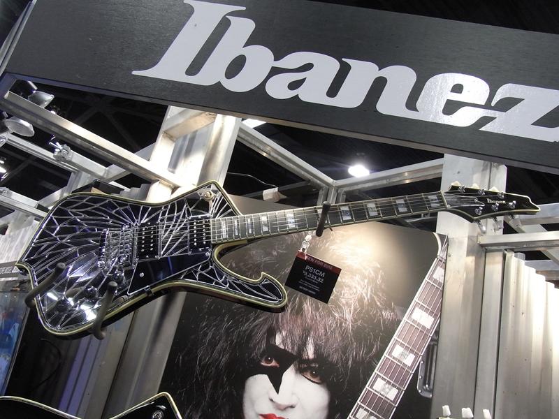 NAMM 2015 新製品レポート:アイバニーズ / Ibanez