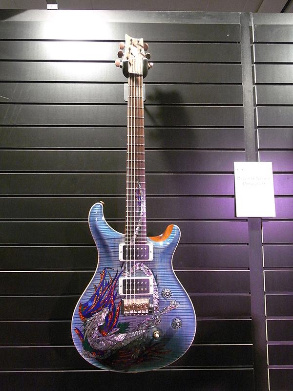 NAMM 2015 新製品レポート:PRSギターズ / PRS Guitars