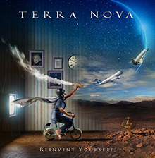 REINVENT YOURSELF/TERRA NOVA