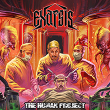 THE HUMAN PROJECT/EXARSIS