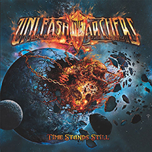 TIME STANDS STILL/UNLEASH THE ARCHERS