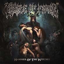 HAMMER OF THE WITCHES/CRADLE OF FILTH