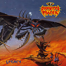 LEGACY/PRAYING MANTIS