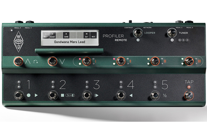 Kemper Profiler Remote Top