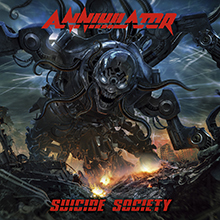SUICIDE SOCIETY/ANNIHILATOR
