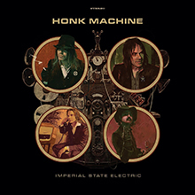 HONK MACHINE/IMPERIAL STATE ELECTRIC
