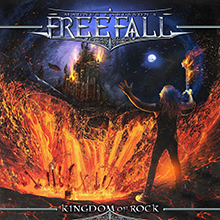 KINGDOM OF ROCK/MAGNUS KARLSSON'S FREE FALL