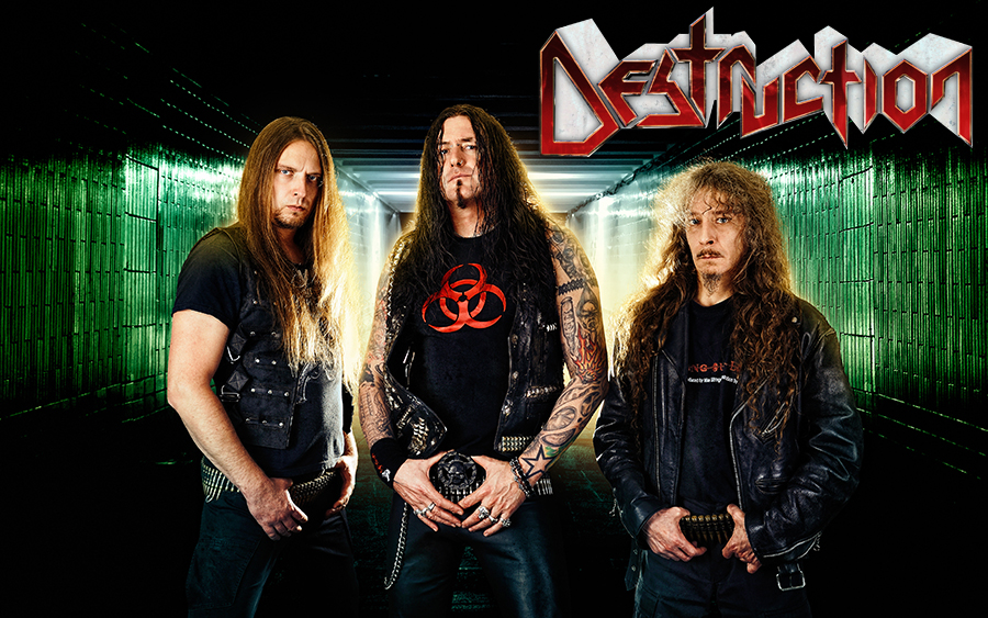 THRASH DOMINATION 2016 - DESTRUCTION