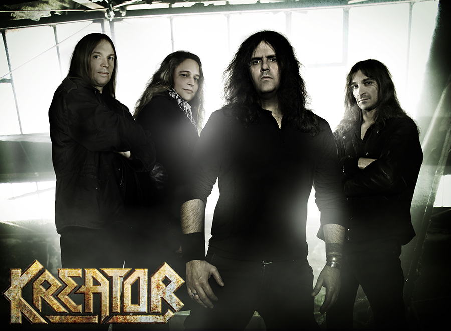 THRASH DOMINATION 2016 - KREATOR