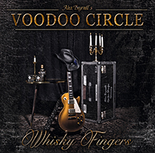 WHISKY FINGERS/ALEX BEYRODT'S VOODOO CIRCLE