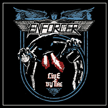 LIVE BY FIRE/ENFORCER