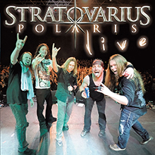 POLARIS LIVE/STRATOVARIUS