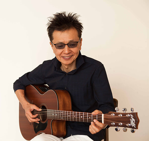 神戸アップルギターズにて山口岩男がインストア・ライヴ及びクリニックを開催!