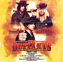 THE DEFIANTS/THE DEFIANTS