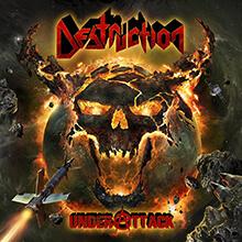 UNDER ATTACK/DESTRUCTION