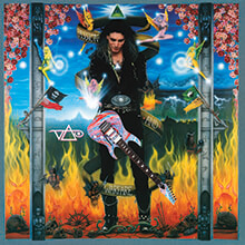 STEVE VAI - MODERN PRIMITIVE / PASSION AND WARFARE 25TH ANNIVERSARY EDITION