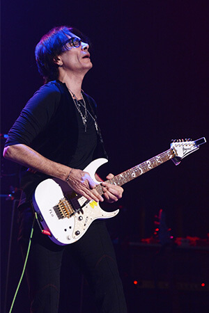 Steve Vai  2015 by William Hames
