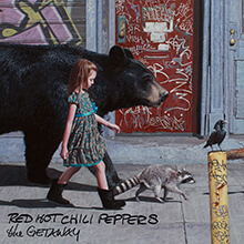 THE GETAWAY/RED HOT CHILI PEPPERS