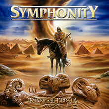 KING OF PERSIA/SYMPHONITY