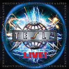 MECHANICAL RESONANCE LIVE/TESLA