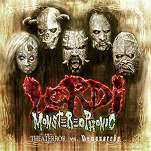 MONSTEREOPHONIC(THEATERROR VS. DEMONARCHY)/LORDI
