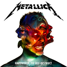 HARDWIRED…TO SELF-DESTRUCT/METALLICA