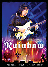 MEMORIES IN ROCK – LIVE IN GERMANY/RITCHIE BLACKMORE'S RAINBOW