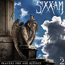 VOL.2 – PRAYERS FOR THE BLESSED/SIXX:A.M.