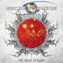 SECRET SPHERE - ONE NIGHT IN TOKYO