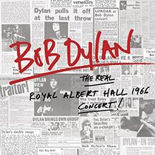 THE REAL ROYAL ALBERT HALL 1966 CONCERT/BOB DYLAN