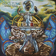 MACHINE MESSIAH/SEPULTURA