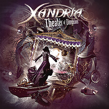 THEATER OF DIMENSIONS/XANDRIA