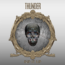 RIP IT UP/THUNDER