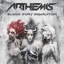 BLOOD-FURY-DOMINATION/ARTHEMIS