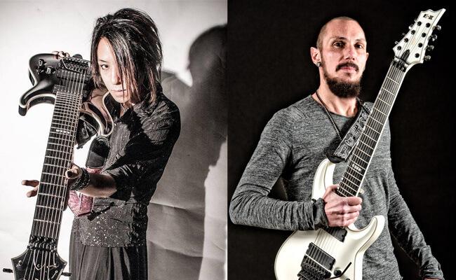 ISAO率いるSpark7東京・大阪公演にジャンルカ・フェロがゲスト参加!