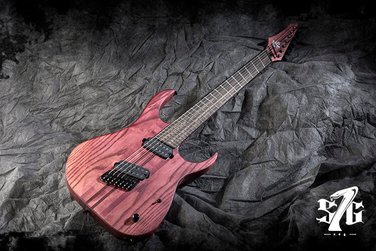 STRICTLY 7 GUITARS:Cobra Standard Plus7 HT / T Fanned Fret