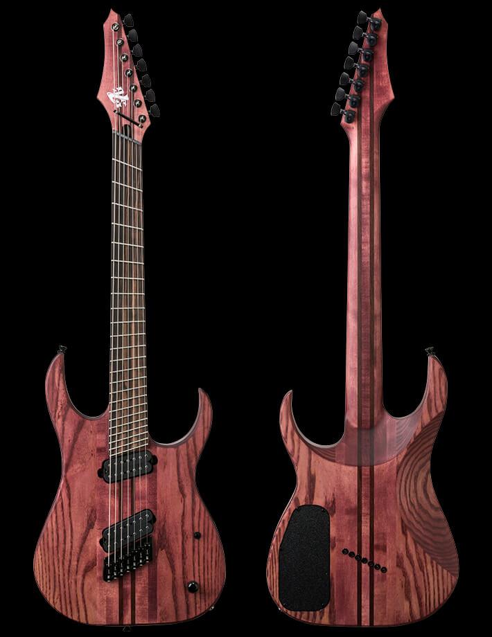STRICTLY 7 GUITARS:Cobra Standard Plus7 HT / T Fanned Fret