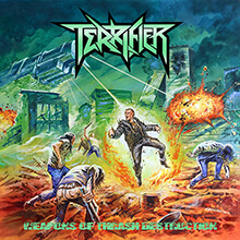 WEAPONS OF THRASH DESTRUCTION/TERRIFIER