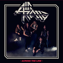 ACROSS THE LINE/AIR RAID
