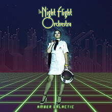 AMBER GALACTIC/THE NIGHT FLIGHT ORCHESTRA