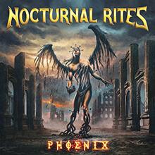 PHOENIX/NOCTURNAL RITES – スカー・シンメトリーのギタリストを後任に迎えての復活作