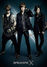 BREAKERZ - X 10th Anniversary Special Deluxe Edition