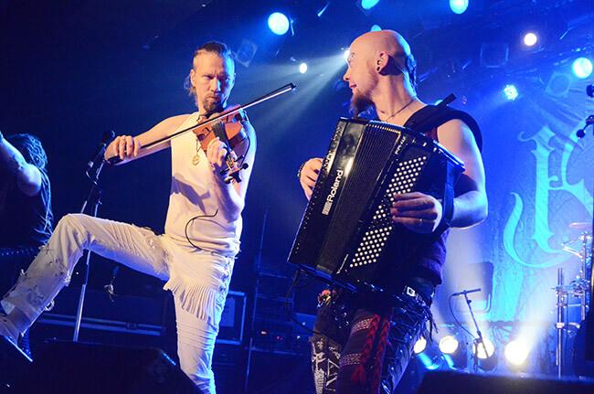 KORPIKLAANI - Tuomas & Sami