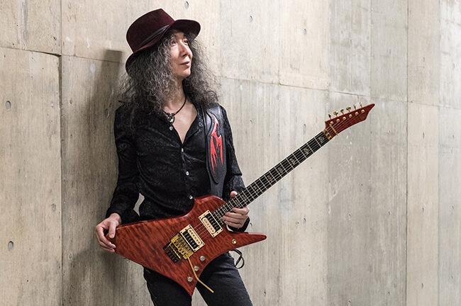 山本恭司 ヤング・ギター2017年12月号 本誌未掲載インタビュー